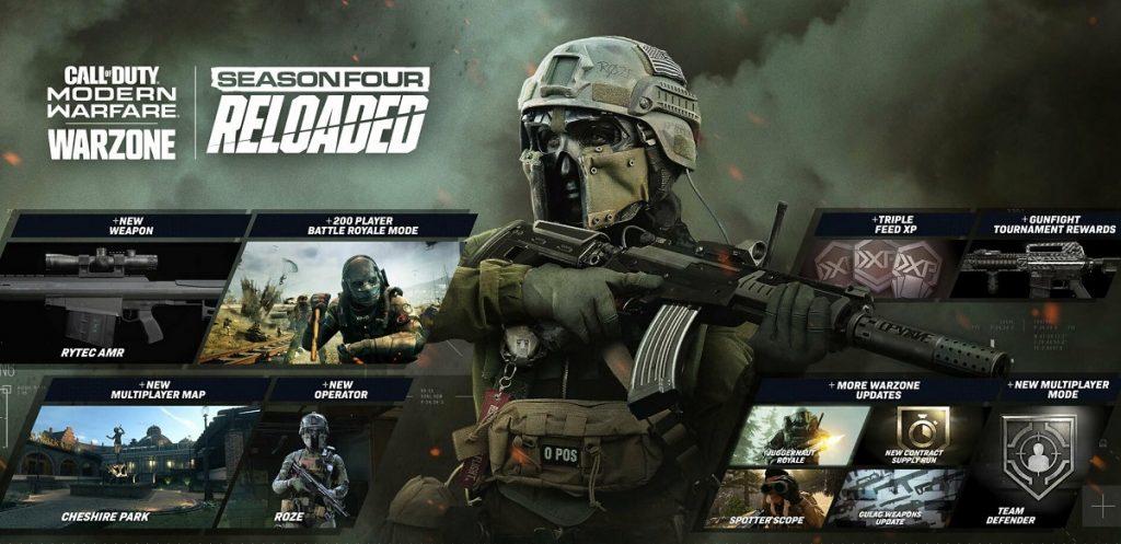 Почувствуйте себя Джаггернаутом в Call of Duty: Warzone
