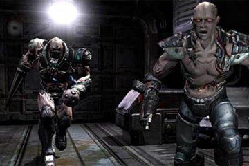 А вы играли в... Quake IV?