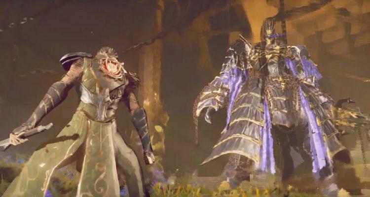 Разработчики загадочной Babylon's Fall обещают, что игра не заброшена