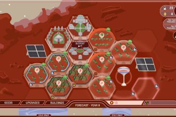 Симулятор фермерства на Марсе Red Planet Farming