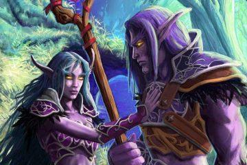 С выходом Shadowlands в WoW можно будет менять пол персонажа бесплатно