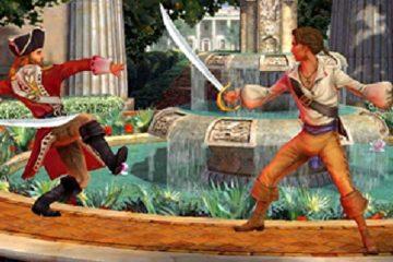 А вы играли в... Sid Meier's Pirates!?