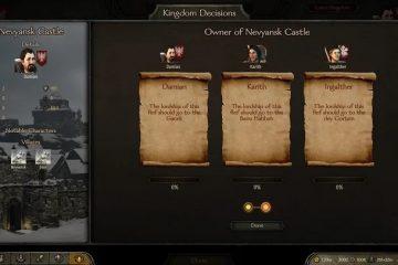 Стало известно, откуда берутся жадные правители в M&B: Bannerlord
