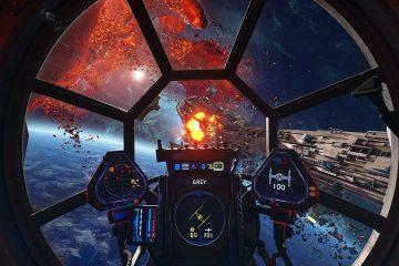 Star Wars Squadrons - космические сражения в новом геймплее