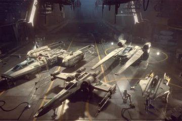 Star Wars Squadrons - подробности о доступных кораблях