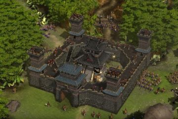 Stronghold: Warlords - представлен новый геймплей