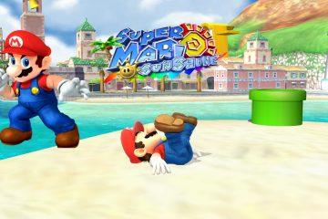 Тропический сеттинг Super Mario Sunshine