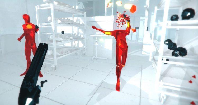Superhot: Mind Control Delete на релизе можно будет получить бесплатно