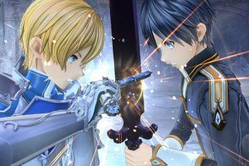 Sword Art Online: Alicization Lycoris выходит в релиз