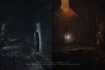 The Medium - ужас в двух мирах в новом трейлере