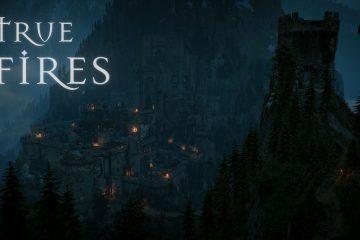 Мод True Fires для Ведьмака 3 улучшает качество огня, теней и источников света