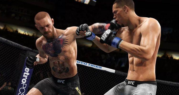 UFC 4 выйдет на PS4 и Xbox One