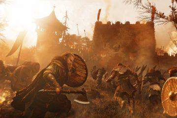В Assassin's Creed Valhalla не будет традиционных побочных квестов