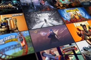 В Epic Games Store появилась система достижений