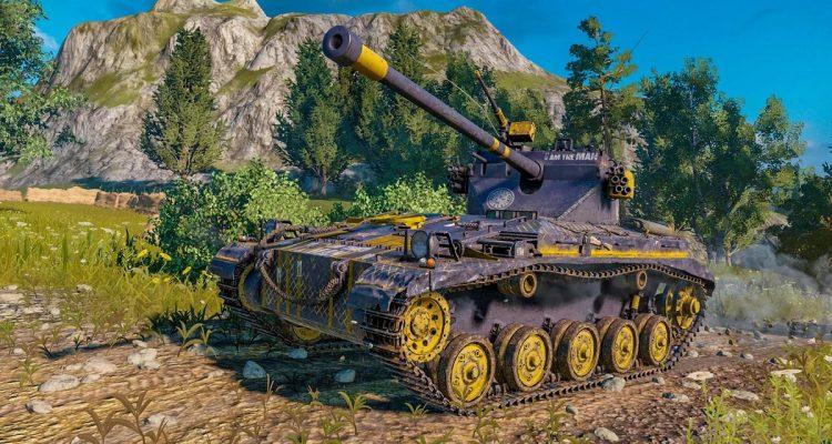 В консольном World of Tanks стартовал сезон Summer Slam