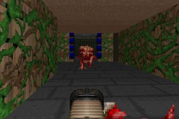 В Minecraft запустили Doom