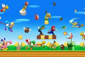 В сеть попал исходный код классических игр Nintendo
