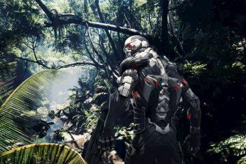 В сеть слиты трейлер и дата выхода Crysis Remastered