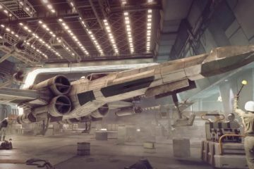 В Star Wars Squadrons можно будет персонализировать кабину и настраивать HUD