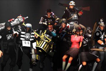 Вышел бесплатный мод Team Fortress 2 Classic