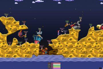 Worms Armageddon получил новое обновление спустя 21 год после релиза