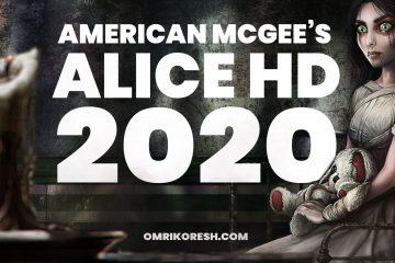 American McGee's Alice получила фанатский ремастер, размером в 2GB