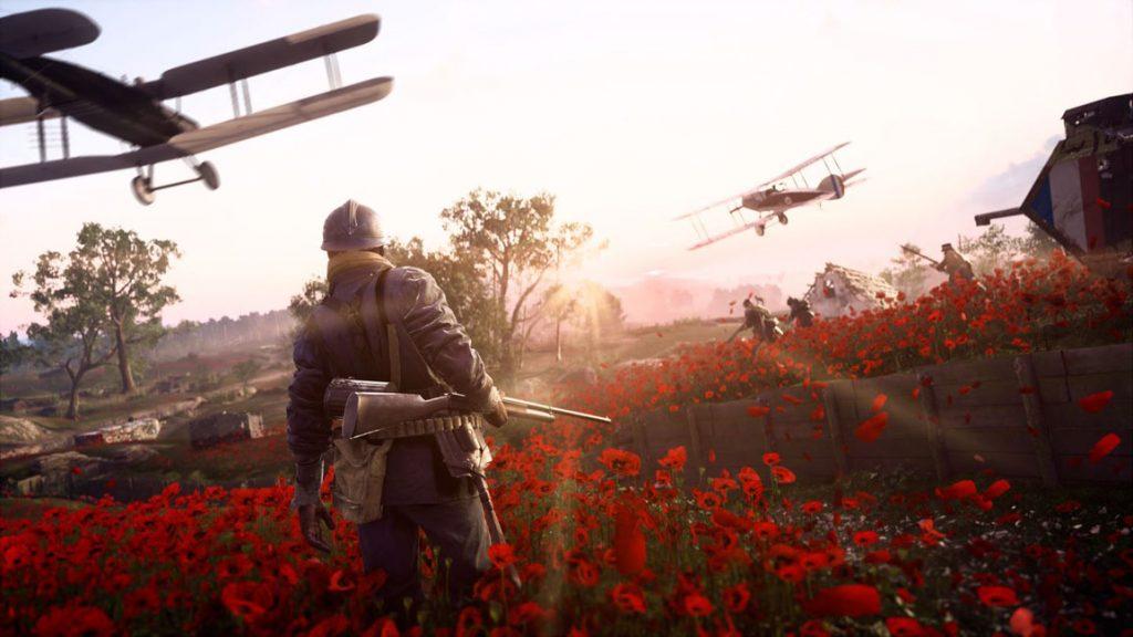 Ужасы войны Battlefield 1
