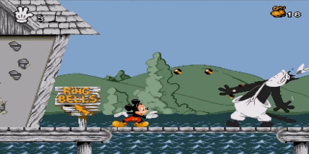 20 лучших игр от Disney
