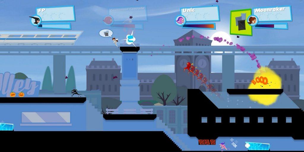 10 динамичных видеоигр, заставят сердце биться быстрее
