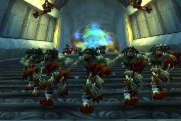 Blizzard устроила зомби-эпидемию на тестовом сервере Shadowlands