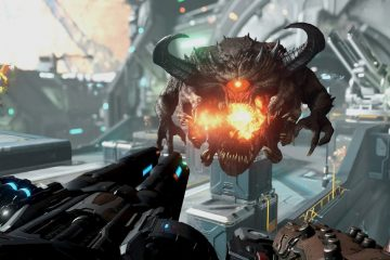 Doom Eternal запущен с 1000 FPS