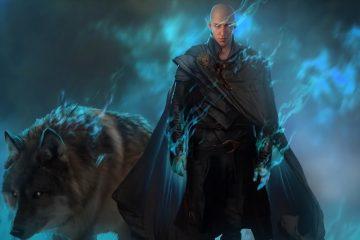 Dragon Age 4 - представлены первые концепт-арты