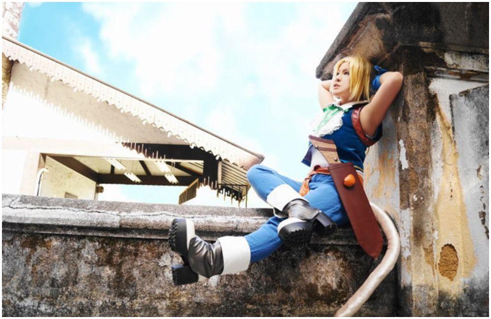 10 лучших косплеев на Зидана из Final Fantasy 9