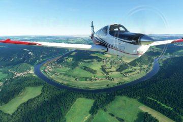 Генерация мира в Microsoft Flight Simulator работает не корректно