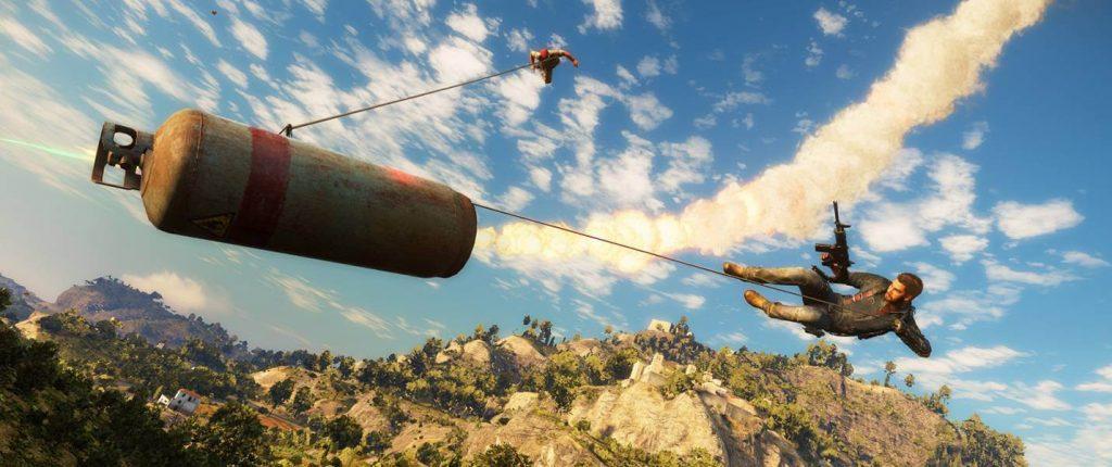 10 экшн-игр с открытым миром, большим, чем в Grand Theft Auto V