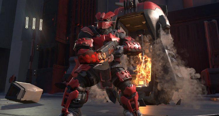 Halo Infinite отложена до 2021 года