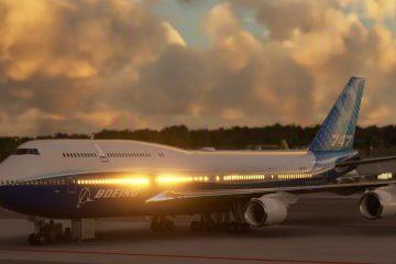 Игроки совершили 16-часовой перелёт в Microsoft Flight Simulator
