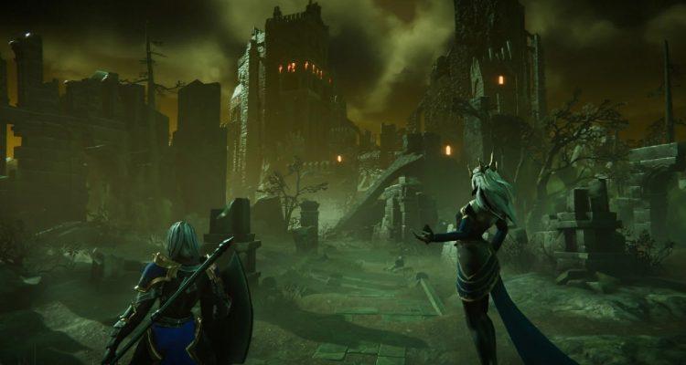 Immortal Realms: Vampire Wars вышла в релиз