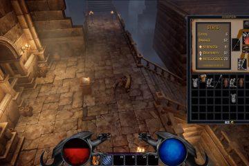 Как сделать Diablo на Unreal Engine 4 всего за неделю