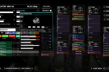 Мод для MechWarrior 5 вносит внушительные улучшения в кастомизацию и сражения