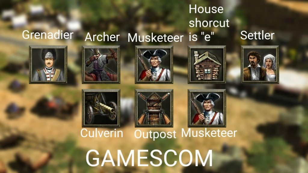 На Gamescom анонсируют ремастер Age of Empires 3