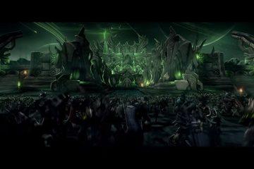 Ролик поклонника World of Warcraft, посвящённый Чёрному храму
