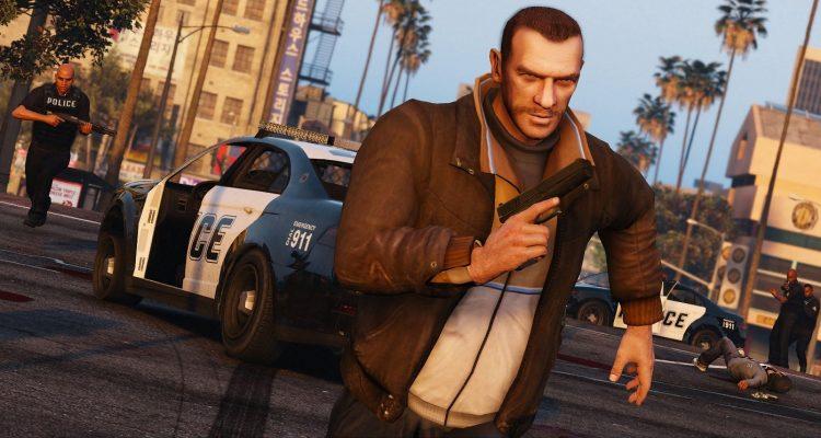 Нико Беллик с братом Романом и всем Либерти Сити могут появиться в GTA Online
