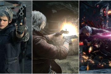 10 самых чересчур мощных видов оружия в серии Devil May Cry (в порядке возрастания)