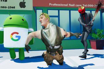 Первое судебное заседание Epic Games против Apple закончилось ничьей