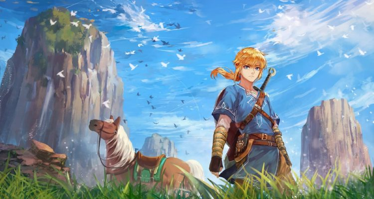 Племена гуннов красили одежду по рецептам из The Legend Of Zelda