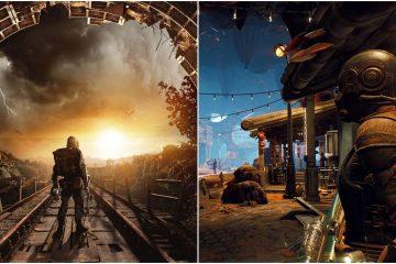 10 игр в жанре action/RPG похожие на Fallout 4