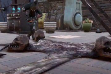 С нового босса в Fallout 76 можно сделать коврик