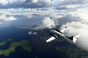 Серия игр Microsoft Flight Simulator имеет довольно яркую историю
