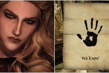10 несуразностей, связанных с Темным Братством в Skyrim